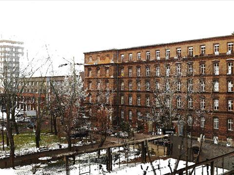 Architektura - skanowanie budynków
